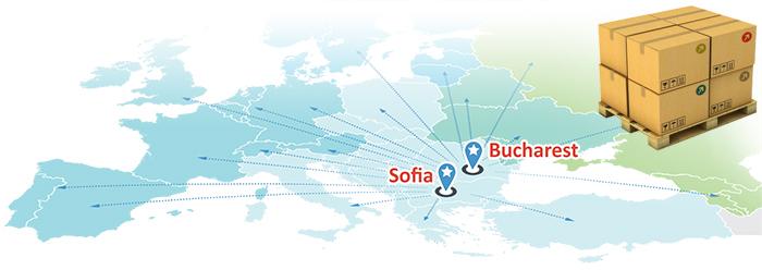 groupage-map