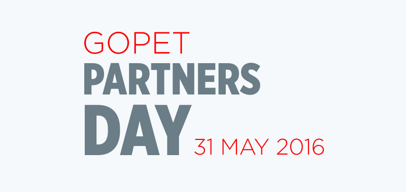 GOPET Partners Day, event dedicated to our carriers