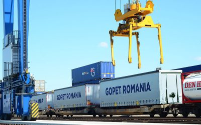 New additions to GOPET Intermodal Fleet